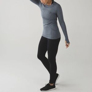 Lululemon black all the right places leggings
